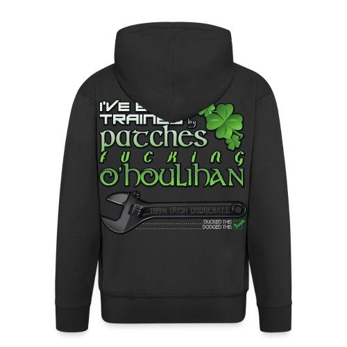 Veste H - Patches Fucking O'Houlihan - Veste à capuche Premium Homme