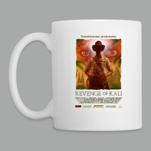 Adventurer's Club Cologne Logo / Revenge of Kali Poster, Grunge - Tasse