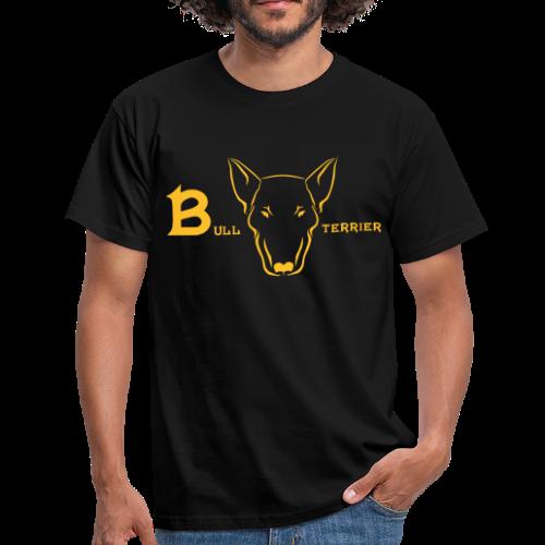Bull-terrier - Männer T-Shirt