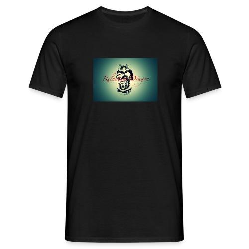 Reluctant Dragon T-Shirt - Men's - Basic - Men's T-Shirt