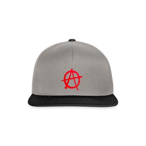 Anarchy Graffiti - Snapback Cap