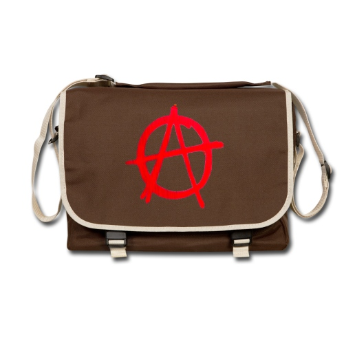 Anarchy Graffiti - Shoulder Bag
