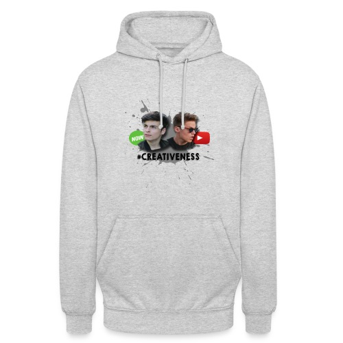 Diego and Gints Design Nr. 1 (Pullover) - Unisex Hoodie