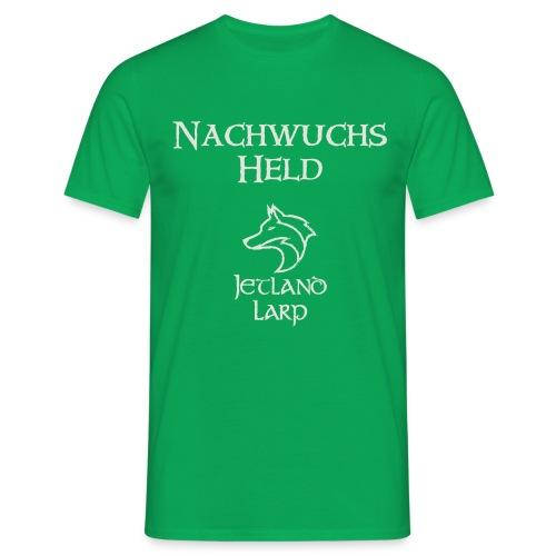 Nachwuchsheld (light print) - Männer T-Shirt