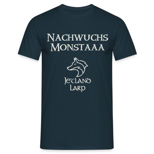 Nachwuchsmonsta (light print) - Männer T-Shirt