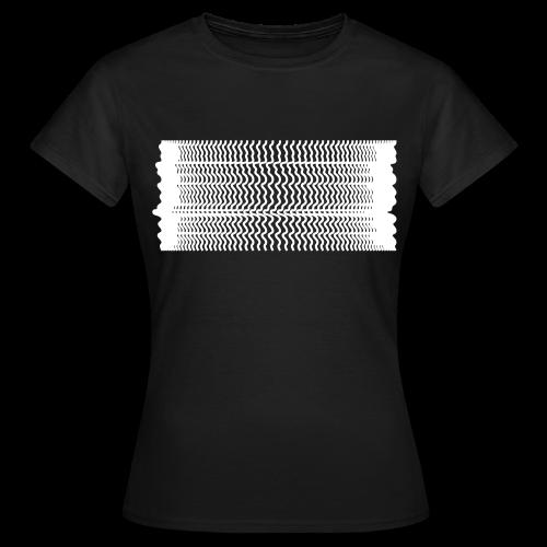 ONDAwoman black - Frauen T-Shirt