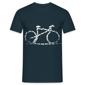 Bike Chain Air - Men's T-Shirt