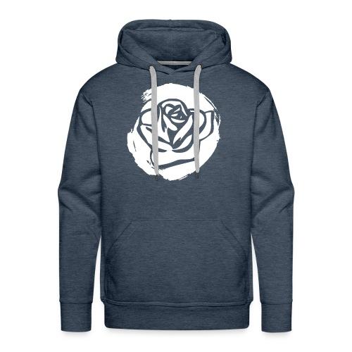 Rose 3 M - Männer Premium Hoodie