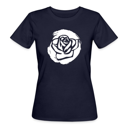 Rose 2 W - Frauen Bio-T-Shirt