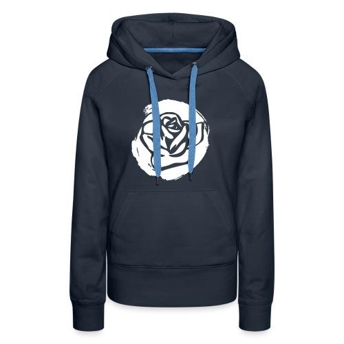 Rose 5 W - Frauen Premium Hoodie