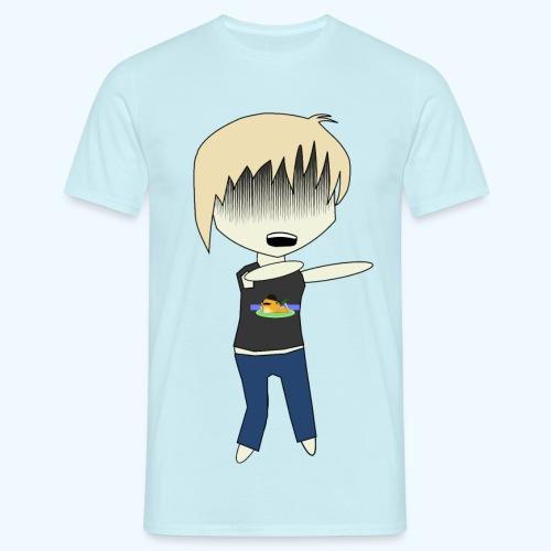 Backafisch Zombie für Männer - Männer T-Shirt