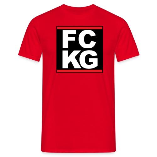 FC Hardcore Shirt - Männer T-Shirt