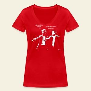 Dansons la Carioca - T-shirt bio col V Stanley & Stella Femme