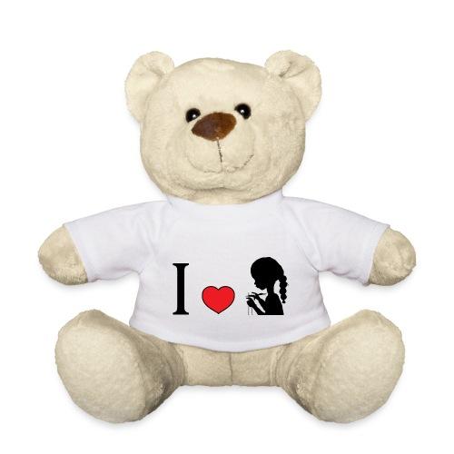 ours en peluche j'aime - Nounours