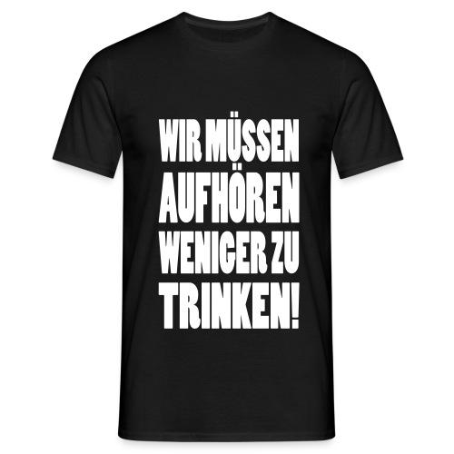 Fun Shirt - Männer T-Shirt