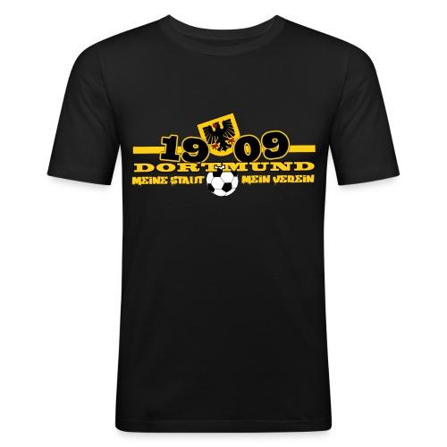1909 Slim Fit  T-Shirt - Männer Slim Fit T-Shirt