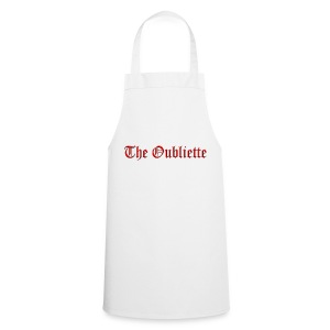 The Oubliette Apron - Cooking Apron