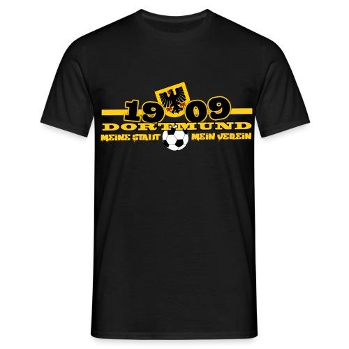 1909 T-Shirt ohne Rückendruck - Männer T-Shirt