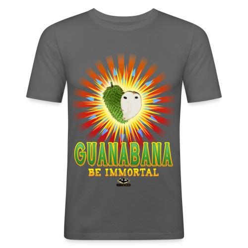 GUANABANA! - Maglietta aderente da uomo