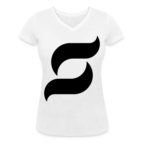 Samy Inc Frauen T-Shirt mit V-Ausschnitt - Frauen Bio-T-Shirt mit V-Ausschnitt von Stanley & Stella