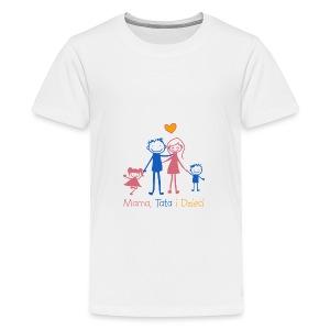 Koszulka młodzieżowa Premium