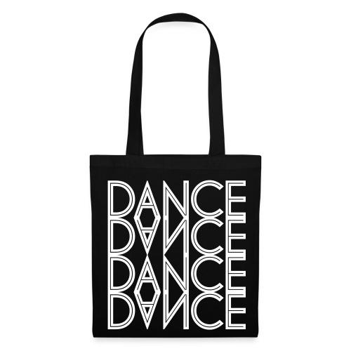 Dance-Shopping-Tasche - Stoffbeutel