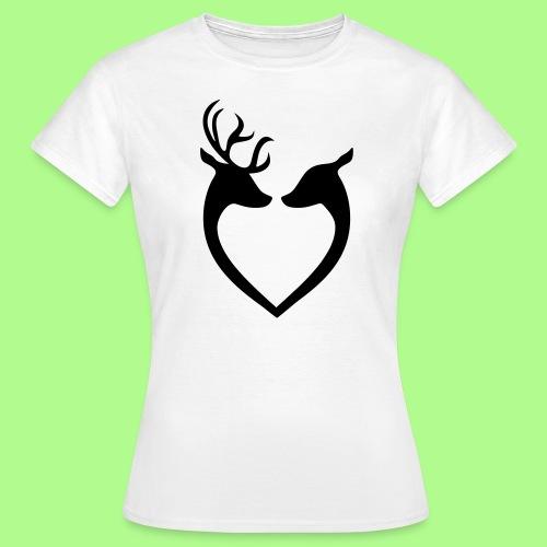 WOMENS LOVE SIGN T-SHIRT - Women's T-Shirt