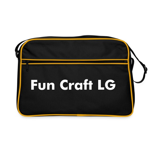 Fun Craft LG Bag - Retro Bag