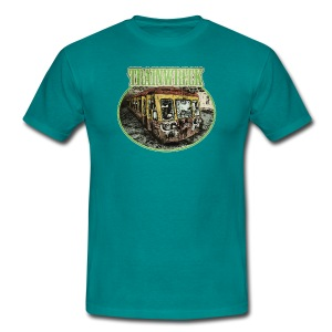 Trainwreck / Sorte - male - Men's T-Shirt