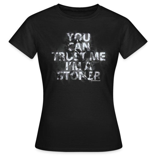 trust me, i'm a stoner - female