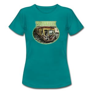 Trainwreck / Sorte - female - Women's T-Shirt