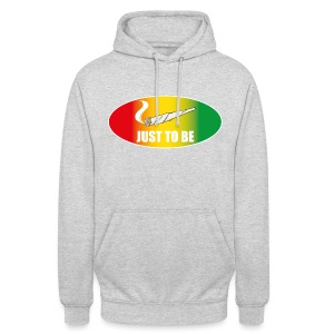 just to be ... (farbig) - unisex Hoodie - Unisex Hoodie