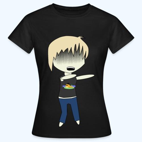 Backafisch Zombie für Luise - Frauen T-Shirt