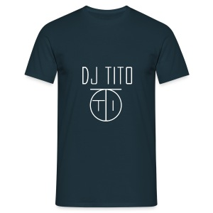 Tee shirt Homme Basic By DJ TITO  - T-shirt Homme