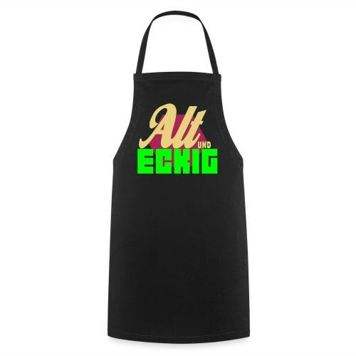 Kochschürze Alt und Eckig - Kochschürze