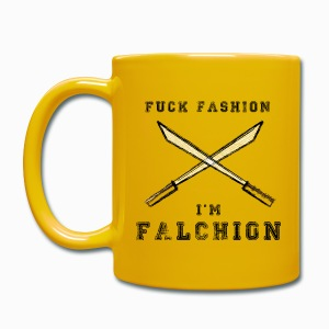 Mug Fuck Fashion Im Falchion - Tasse en couleur
