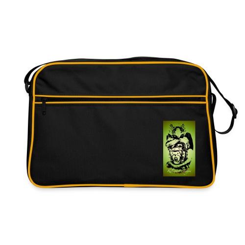 Reluctant Dragon Vintage Bag - Retro Bag