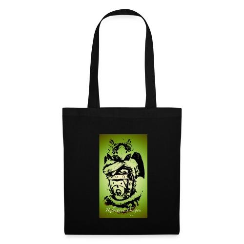 Reluctant Dragon Tote Bag - Tote Bag