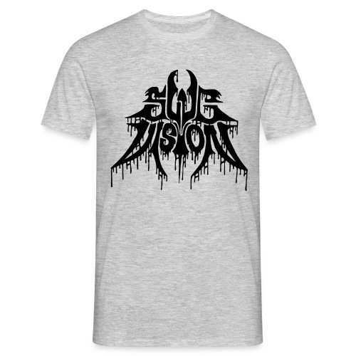 Black Vision Grey - Men's T-Shirt