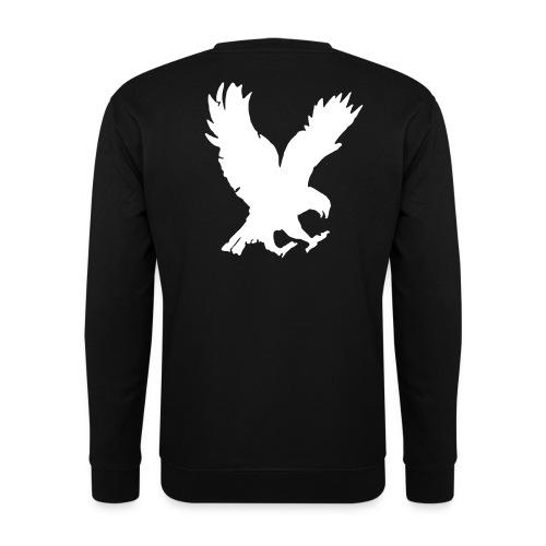 Sweatshirt Promodoro (noir) avec motif aigle - Sweat-shirt Homme