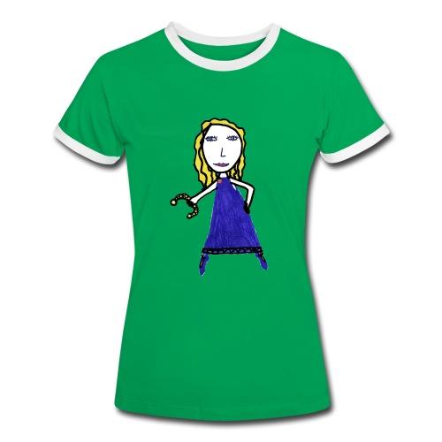 Princess Dancing - Women's Ringer T-Shirt