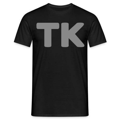 TK argent - T-shirt Homme