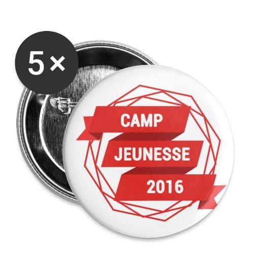 BADGE - CAMP 2016 - Badge petit 25 mm