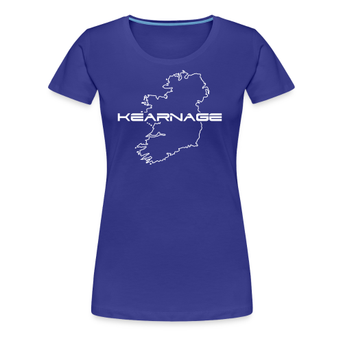 Women's Premium T-Shirt - The Kearnage world tour arrives in Dublin on 3rd June 2016 and to celebrate we have some limited edition Kearnage Ireland T-Shirts to mark this Irish clubbing milestone. We hope to see you wearing this on the night!