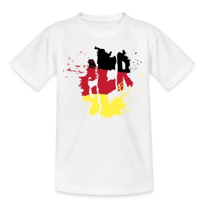GERMANY ENFANT - T-shirt Ado