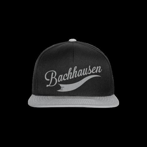 Cap Bachhausen - Snapback Cap