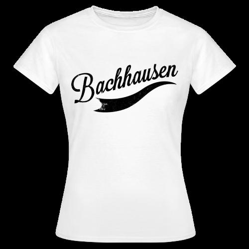 Damen-Shirt Bachhausen - Frauen T-Shirt