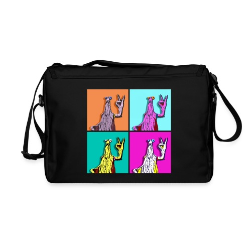 Critter Bag Warhol - Shoulder Bag