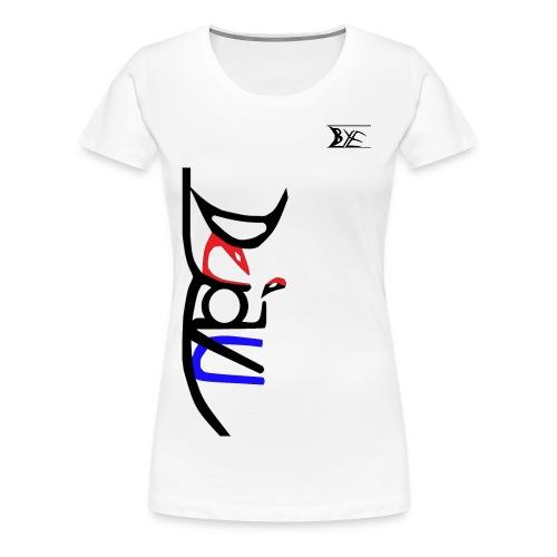 Damen Dejavu T-Shirt - Frauen Premium T-Shirt