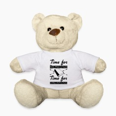 Time for Reading & Dreaming Teddy Bear Toys